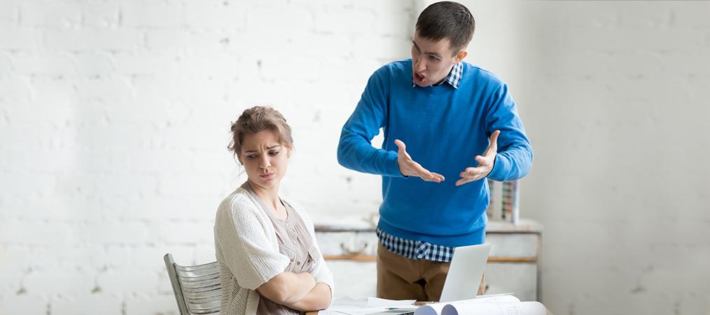 Признаки деспотичности у мужчины