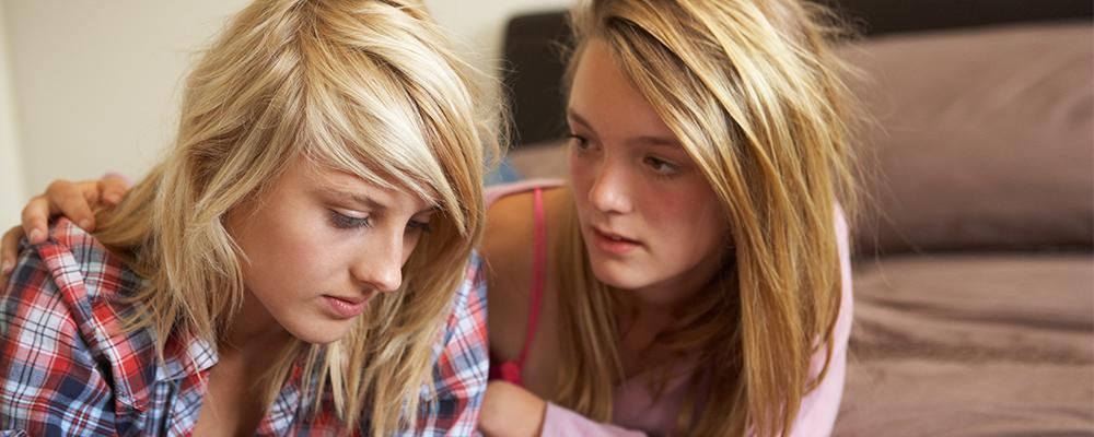 Подруга и специалист по психологии — не одно