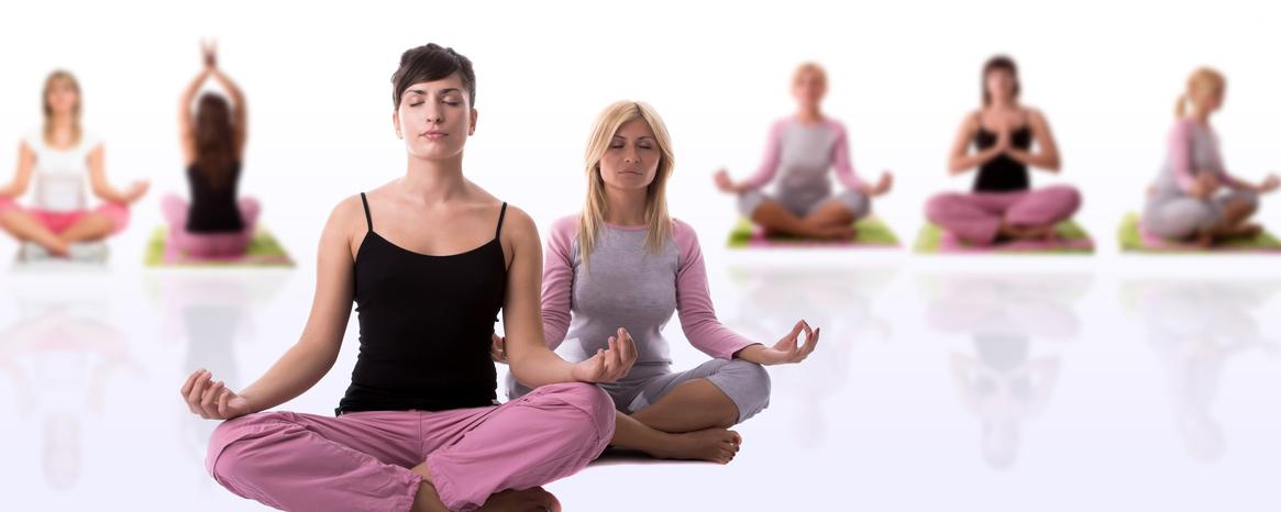Чем йога лучше фитнеса