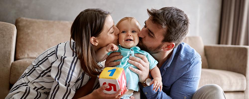 Отношения с супругом после рождения малыша: как организовать?