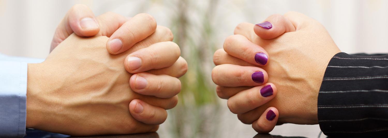 Как пережить развод или расставание