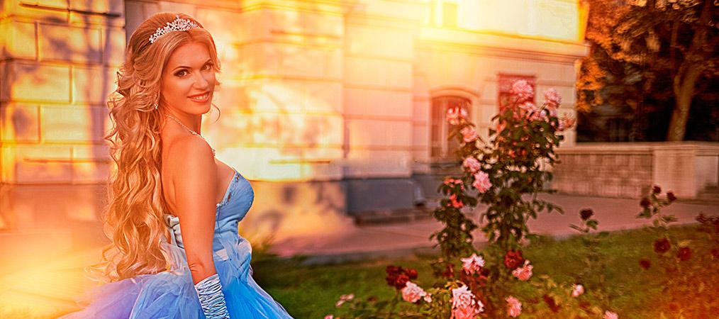 Золушка vs Принцесса на горошине. На кого похожа ты?