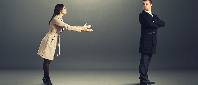 Как помешать ему влюбиться? «Вредные» советы.