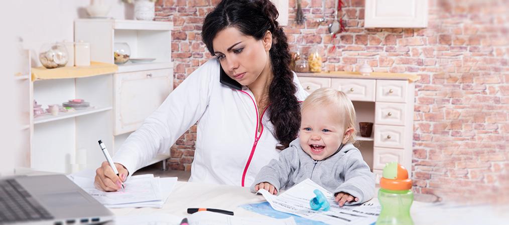 Как быть хорошей мамой и при этом чувствовать себя женщиной?