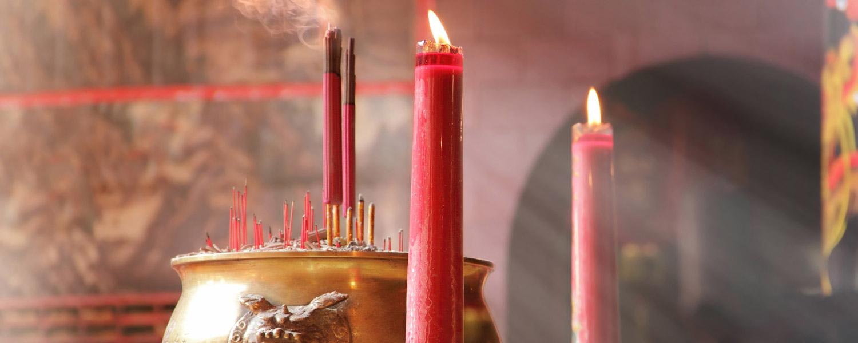 Огонь исполнения желаний. Свечи, которые помогут вам в реализации намерения