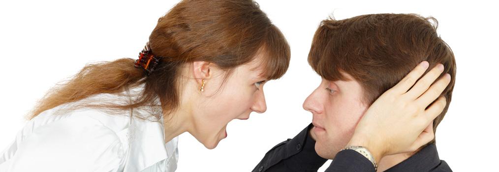 «Он меня не слышит!» или как достучаться до мужа