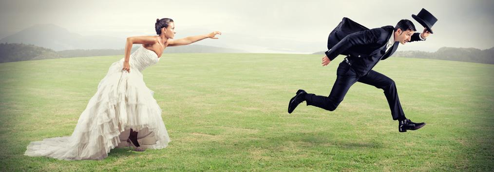 Не хочу жениться: 7 мужских страхов перед серьезными отношениями