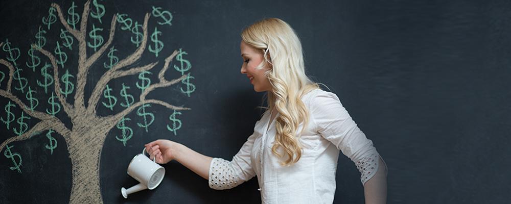 Семейный бюджет по-женски, или что такое зарплата жены